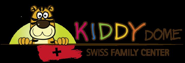 Kiddy Dome - Swiss Family Center | Logo