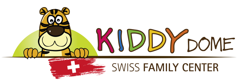 Kiddy Dome - Swiss Family Center | Logo